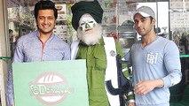 Riteish Deshmukh & Pulkit Samrat Promote 'Bangistan'