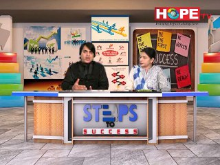 """Program # 06 (Part - 1) - """"How to Become a Star Performer at Work"""" - Hope TV"""