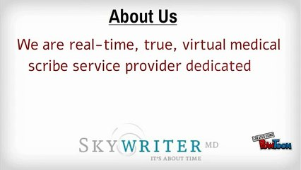 Medical Scribe Resource   Learn About, Share and Discuss