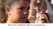 CRUK | TV Ads | All of Us V Cancer Race for Life 2012