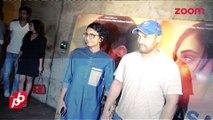Aamir Khan IGNORES question on Salman Khan's Tweets - Bollywood Gossip