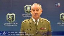 Gen  Gocuł z okazji 15 lat Polski w NATO