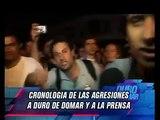 DURO DE DOMAR - 8N - CRONOLOGIA DE LA AGRESION A DURO DE DOMAR 09-11-12