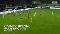 FIFA Puskas yılın golü ödülü adayı - Kevin De Bruyne