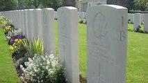 Canadian War Cemetery Vimy Ridge France - Cimetière Canadien Crête de Vimy