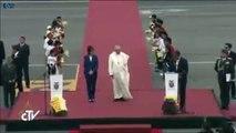 Visita de su Santidad Papa Francisco al Ecuador - Julio 2015