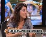 """Visión Siete: Carnaval 2012: """"Argentina, un país con buena gente"""""""