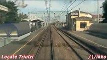 Treno Prove Archimede Linea Genova - Milano 9° Tratto Villamaggiore - MI Rogoredo