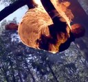 Damien 'Flamien' Walters Vs Fire | Damien Walters
