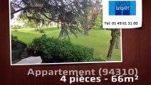 A vendre - Appartement - ORLY (94310) - 4 pièces - 66m²