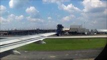 Delta Airlines In-Flight Airbus A319 Takeoff at Hartsfield Jackson Atlanta International Airport