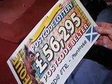 People's Postcode Lottery Scotland Winner in Montrose