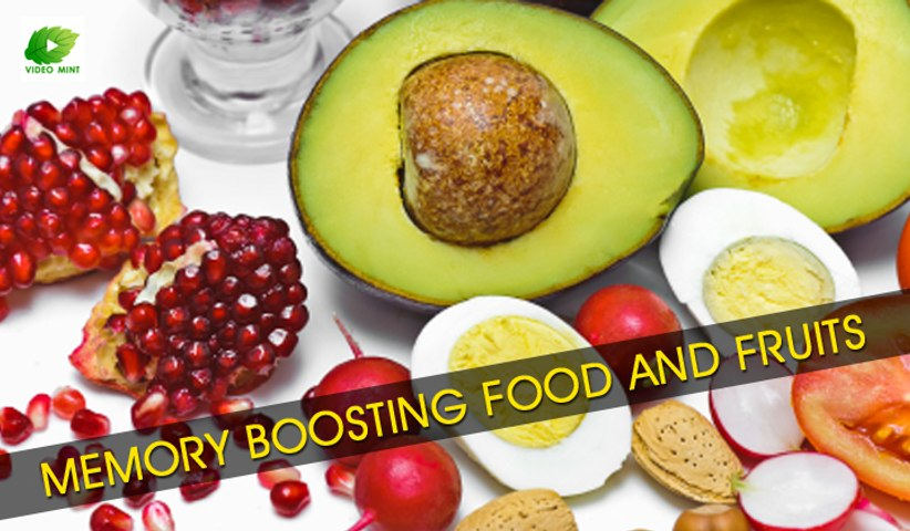 Memory Boosting Food And Fruits | Best Health Tips | Educational Videos