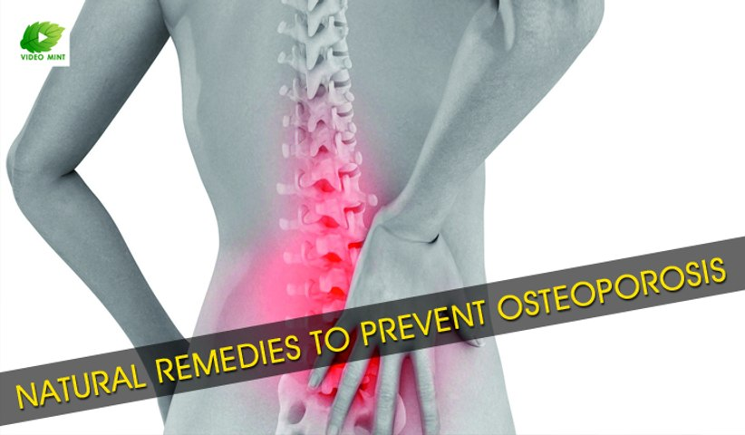 Natural Remedies To Prevent Osteoporosis | Best Health Tips | Educational Videos