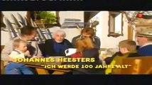 Johannes Heesters - Ich werde 100 Jahre alt