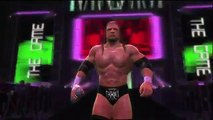 WWE 13   Machinima   Triple H Old Theme Entrance King Of Kings
