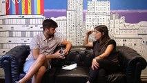 Entrevista Patricia Lázaro - Noise Off Unplugged (Directo)