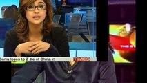 News Anchors Indian   girls sport anchors   hot look tv anchors