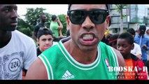 DJ Skorp invite Sultan, Croma et POP sur le freestyle Booska Red Devils