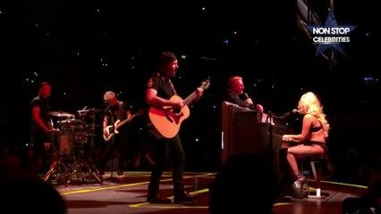 Lady Gaga en duo exceptionnel avec Bono !