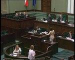 Poseł Bożena Kamińska - Wystąpienie z dnia 23 lipca 2015 roku.