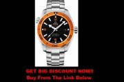 SPECIAL DISCOUNT Omega Planet Ocean Black Dial Stainless Steel Mens Watch 232.30.46.21.01.002