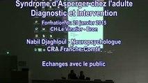 Echanges avec le public (2) - Syndrome d'Asperger chez l'Adulte : Diagnostic et Intervention, journée de formation du CRA Rhône-Alpes - 20/01/15