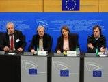 Ilda Figueiredo - GUE/NGL Press conference: The QIMONDA case