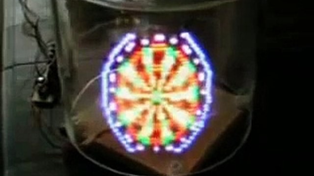 32 RGB LED Magic Ball - Featured on Hacked Gadgets