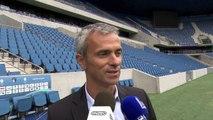 Interview d'Arnaud Tanguy, nouveau Directeur Général du HAC