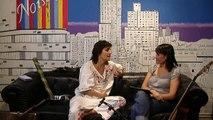 Entrevista Rosalia Mowgli - Noise Off Festival (Directo)