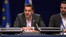 EUCO - National briefing: Greece - Opening remarks by Aléxis Tsípras, Greek Prime Minister