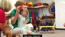Ce chien vient de changer la vie de ce petit garçon... Un vrai miracle !