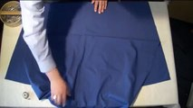 learn to sew - Pyjamas Collection - how to attach the seat seams together