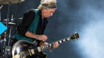 Keith Richards Doc 'Under the Influence' Headed to Netflix