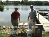 LAKE MUCK REMOVAL Sludge and Muck Clear PELLETS