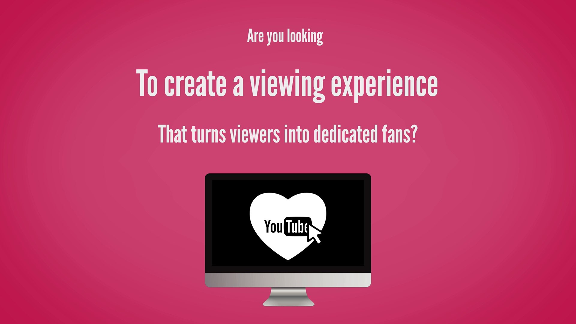 Turn YouTube Viewers into YouTube Subscribers