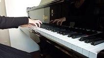 ピアノでグラディウス エンディング PIANO GRADIUS ENDING