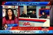 EXPRESS Takrar Imran Khan with MQM Asif Hasnain (28 July 2015)