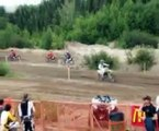 course moto-cross port-cartier 2007