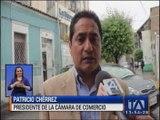 Polémica por multas registradas por fotoradares en Ambato