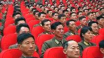 Marshal Kim Jong Un: Army swears loyalty and dances
