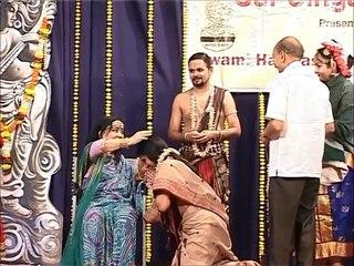 Sitaradevi Last Appearance & - Jayantimala Rishika   Kathak Dance