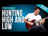 Stratovarius - Hunting High And Low (clipe)
