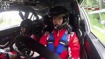 Nicolás Fuchs listo para correr en Rally de Finlandia (VIDEO)