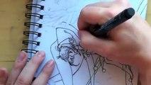 Tutorial - Drawing Sakura Kinomoto