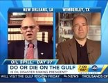 James Carville Slams Obama on Oil Spill: 'We're About to Die Down Here!' Stephanopoulos spins