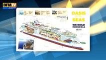Commande historique aux chantiers navals de Saint-Nazaire