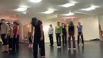 École de danse contemporaine : La Lice - Le Havre, Sandrine Prevel