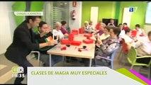 FUNDACION ABRACADABRA-MAGIA PARA DISCAPACITADOS-TV ASTURIAS-CONEXION ASTURIAS